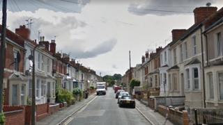 Exmouth Street, Swindon