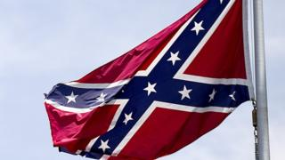 The Confederate Battle Flag