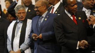 AU leaders