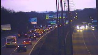 Traffic at J23A