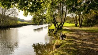 Река Медвей в Кенте