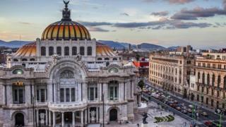 مدينة مكسيكو سيتي