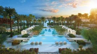 The Residences, Royal Atlantis Resort