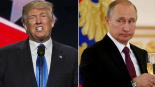 Дональд Трамп шайлоодо жеңсе Россия-АКШ мамилеси жакшырат деген