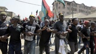 nigeria, armée, pro-biafra