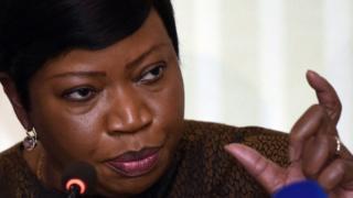 Fatou Bensouda annonce l'ouverture d'un examen préliminaires sur les violences post-électorales au Gabon.