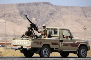 """Бойцы курдского ополчения -""""пешмерги"""""""