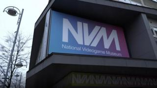 The National Videogame Museum in Sheffield