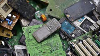 environment E-waste