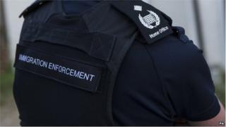 Enforcement officer