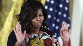 Bà Michelle Obama
