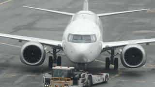 Boeing admits knowing of 737 Max problem