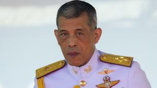 King Maha Vajiralongkorn in May 2018