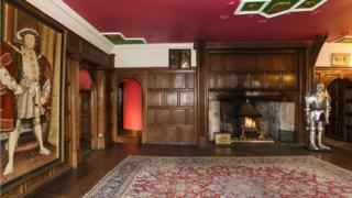 Room at Castle Lodge