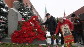 могила Сталіна