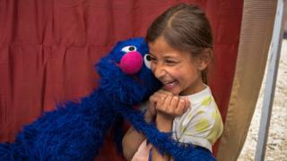 Sesame Street for Syria