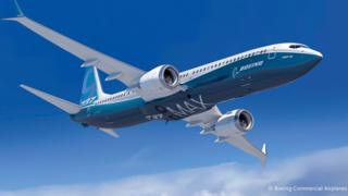 Boeing 737 Max-8