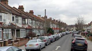 A Google Streetview of Raymead Avenue