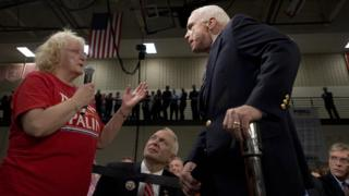 101224167 gettyimages 83217055 - The key moments in John McCain's life