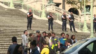 Поліція оточила головну залізничну станцію Марселя