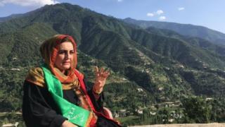 পাকিস্তান নির্বাচন নারী
