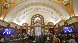 كنيسة قبطية