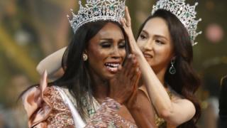 เจเซล บาร์บี รอยัล Miss International Queen 2019 จากสหรัฐฯ