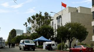中国驻美国洛杉矶总领事馆
