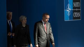 NATO toplantısı