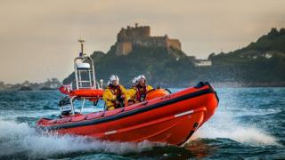 RNLI St Helier Atlantic 85 lifeboat