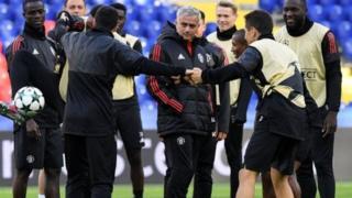 Man United za ta fafata da CSKA Moscow ba tare da 'yan wasanta uku ba
