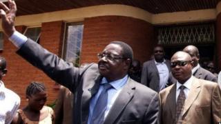 Rais wa Malawi Peter Mutharika