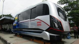 Kapsul LRT Bandung