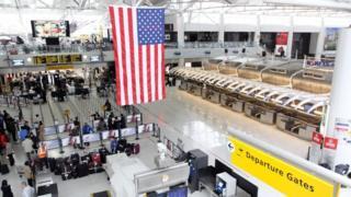 Bandara JFK, Amerika Serikat
