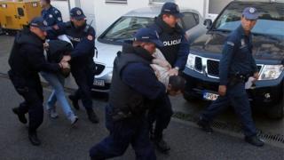 полиция монтенегро