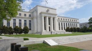 US Federal Reserve building