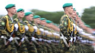 Армия Белоруссии