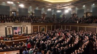 The 2018 State of the Union speech