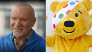 Tom hunter and pudsey