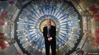 Professor Higgs