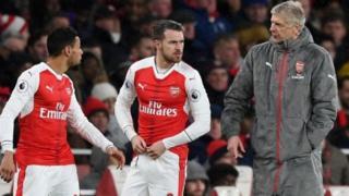 Wasannin Arsenal uku na lokacin hutu a cikin kwana tara ne, wanda ta fi na Liverpool da kwana biyu