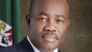 Senator Godswill Akpabio
