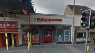 Family Shopper store in Causeyside Street, Paisley