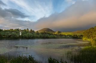 Bowden Loch near Melrose