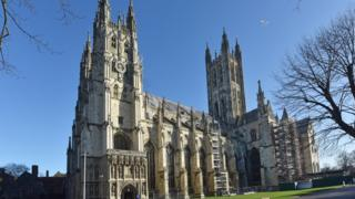 Кентреберийский собор