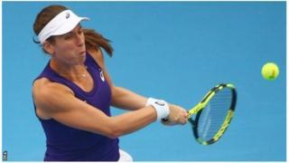 Konta avait perdu ses cinq rencontres précédentes contre Pliskova