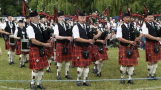 Corby Highland Gathering