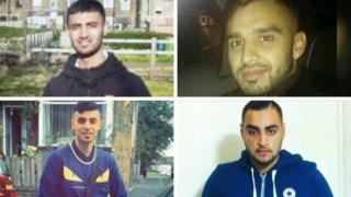 Bradford crash men