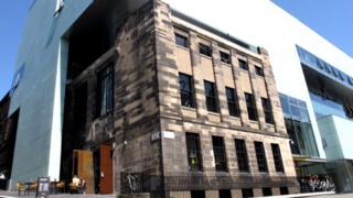 Glasgow School of Art union