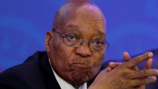 Prezida Jacob Zuma arahakana ivyo aregwa ku biturire